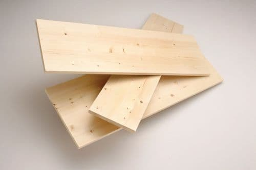 Cheshire Mouldings Timberboard 18mm - 2350 x 300